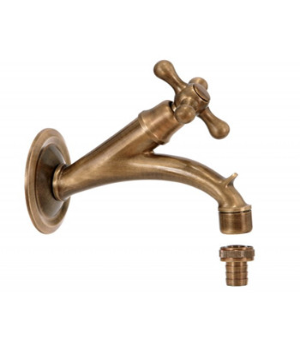 Antiker Wasserhahn Siena (Zubehör) / Bild 2