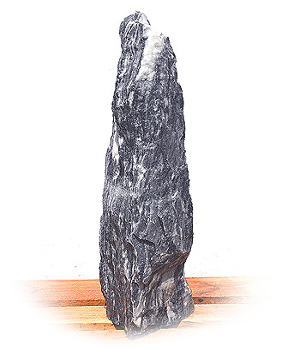 Arctic Blue Marmor Quellstein Nr 87/H 78cm