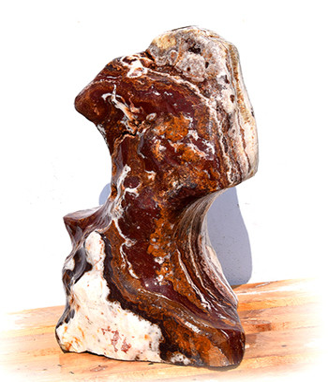 Flamingo Marmor Showstein Nr 02S/H61cm (Quellsteine)/ Bild 2