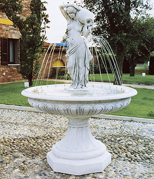 Springbrunnen Fontana Vienna/3