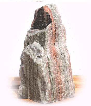 Polaris Marmor Quellstein Nr 01/H 40cm - Bild 02
