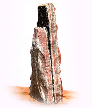 Polaris Marmor Quellstein Nr 07/H 64cm