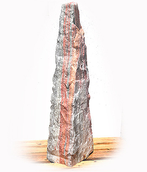 Polaris Marmor Quellstein Nr 26/H 148cm