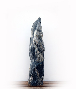 Arctic Blue Marmor Quellstein Nr 28/H 103cm (Quellsteine) / Bild 1