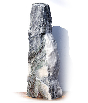 Arctic Blue Marmor Quellstein Nr 14/H 76cm - Bild 04
