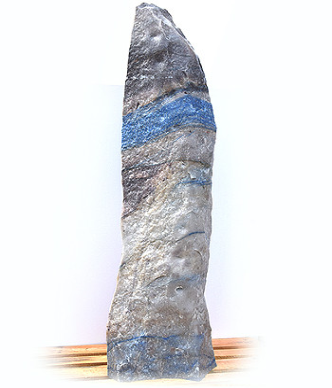Azul Macaubas Quellstein Nr 33/H 175cm - Bild 02