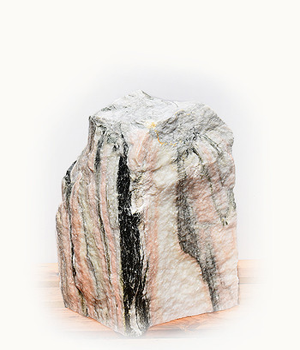 Sölker Marmor Quellstein Nr 289/H 61cm/3