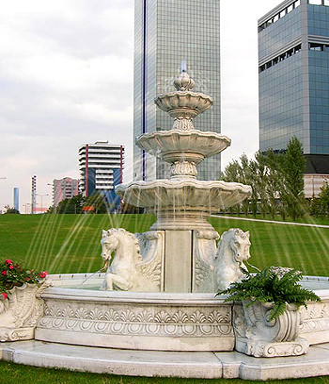 Springbrunnen Fontana Marsiglia - bild 2