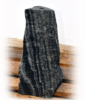 Wachauer Marmor Quellstein Nr 158/H 40cm (Quellsteine) / Bild 1
