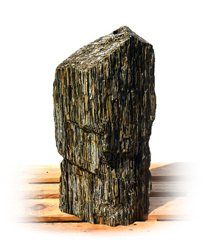 Woodstone Gneis Quellstein Nr 07/H 77cm/Bild 1