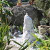 Quellsteinbrunnen Set Purple Wave Marmor 80 Bild 03