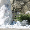 Quellsteinbrunnen Set Purple Wave Marmor 80 Bild 04